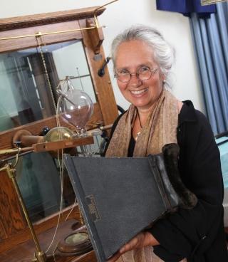 Dr Jacalyn Duffin b clark museum.jpg